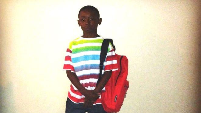 Jamaal Lewis was last seen around 11:00 p.m. Friday night.