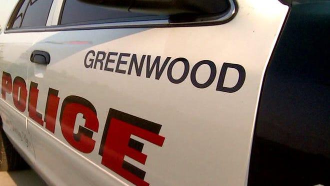 Greenwood police car.