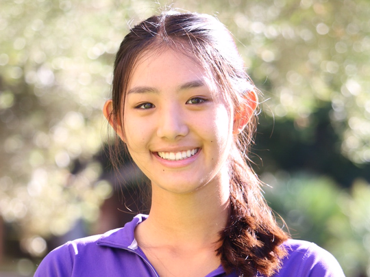 Scottsdale Chaparral golfer Kelly Su is a nominee for