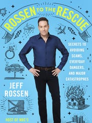 """Rossen to the Rescue"" by Jeff Rossen."