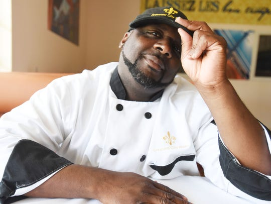 Chef Darrell Johnson is competing this season on Cutthroat