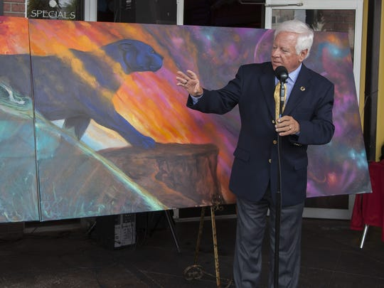 Florida Institute of Technology President Anthony Catanese