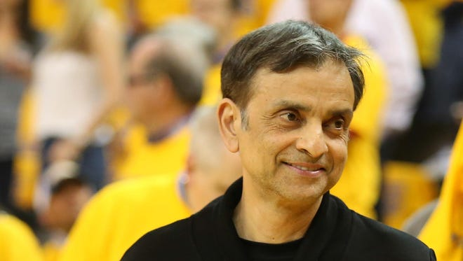 Sacramento Kings owner Vivek Ranadive is hoping things will be better in the future.