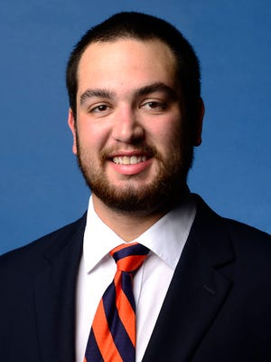 "True freshman walk-on Ike Powell will ""probably"" be Auburn's long snapper against Texas A&M."