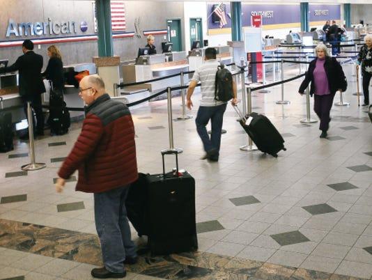 El Paso International Airport - Interior
