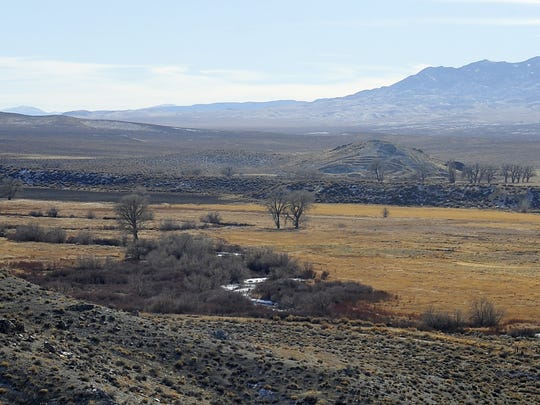 The new Walker River State Recreation area preserves portions of the river near Yerington.