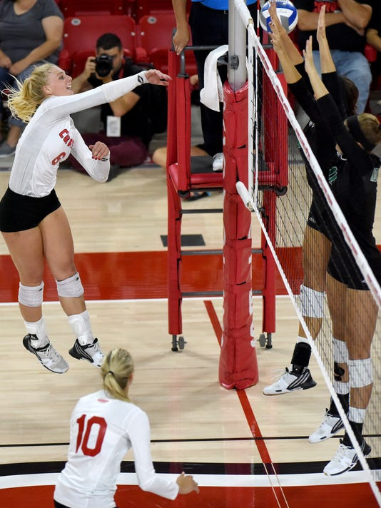 South Dakota volleyball will open NCAA tournament vs ...