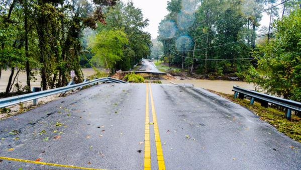 Recent dam failures in South Carolina forced many residents to evacuate.