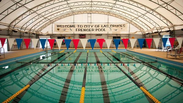 Las Cruces' new indoor pool is meant to replace Frenger Pool, built in the 1950s.