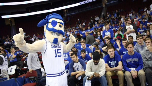 Seton Hall's home crowd will be revved up in mid-February.