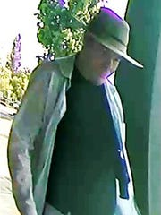 "The FBI hopes the public can help locate a serial bank robber dubbed the ""Faux Badge Bandit"" who has hit four branches in Los Angeles County recently."