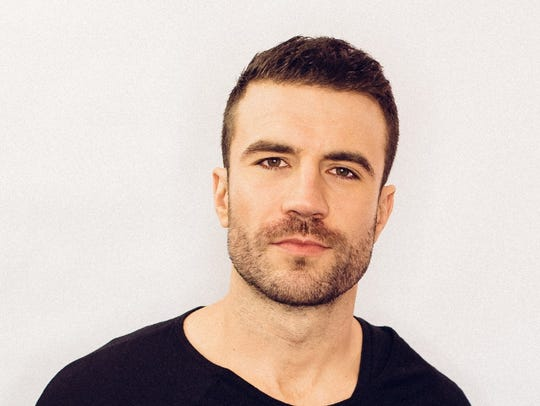 Sam Hunt will perform June 2 at Klipsch Music Center.