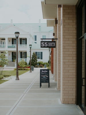 55 South has opened a new eatery at 7031 Executive Center Drive, Brentwood.