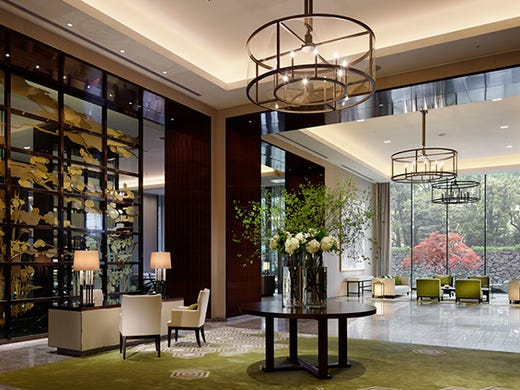 Leading Hotels Of The World Paris