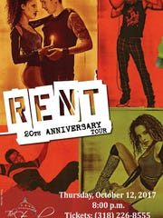 Rent coming to The Strand Theatre for the 2017-2018 season.