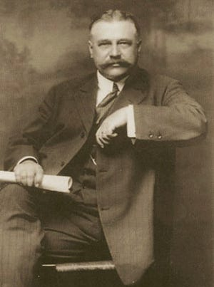 George Kessler (1862-1923) was a German-American urban planner and landscape architect.