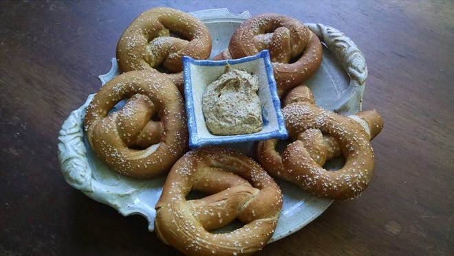 Homemade pretzels are easy to make, although there is a time commitment.