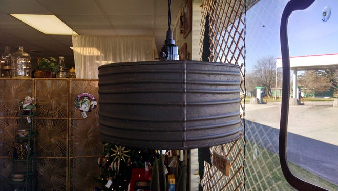 Worn treasures can be revived as lamps with unique qualities.