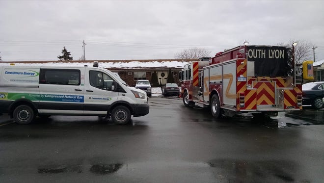 South Lyon firefighters and Huron Valley Ambulance responded when two residents had carbon monoxide poisoning.