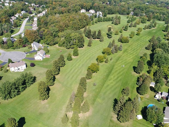 Webster Golf Club's West Course may be turned into