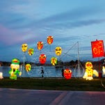 2/26-3/1: Arizona Chinese Lantern Festival: Forty to 60-foot lit sculptures of metal and silk will be aglow for two weekends at Rio Vista Community Park. There will be performances, demonstrations, an Asian market and mah-jongg games. Discover Eastern medicine at a pavilion, and don't forget to write your hopes on a ribbon and tie it to the wishing tree for good fortune. Kids can enjoy video games, arts and crafts. Beer, wine and hot beverages will be for sale. Details: Feb. 26-March 1. 5-10 p.m. Thursdays-Sundays. 8866 W. Thunderbird Road, Peoria. $15; $10 for seniors; $5 for ages 6-12; free for 5 or younger. 602-888-4461, chineselanternfestaz.com. — Wendy Killeen