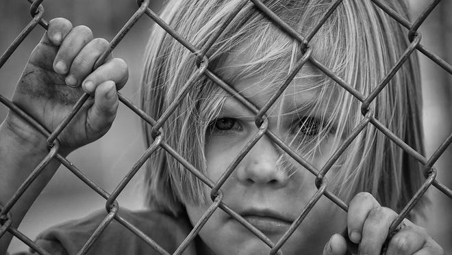 When it comes to health care, poor children in Arizona are on the outside looking in.