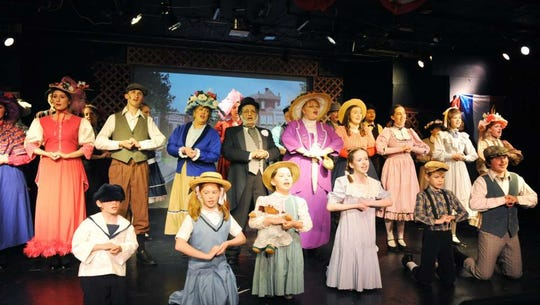 """Paradise Theatre's current production of """"The Music"""