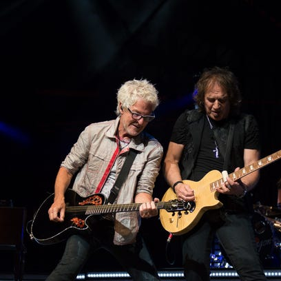 REO Speedwagon performs at Summerfest's BMO Harris