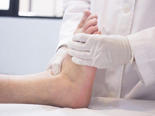 Painful conditions like arthritis, plantar fasciitis,