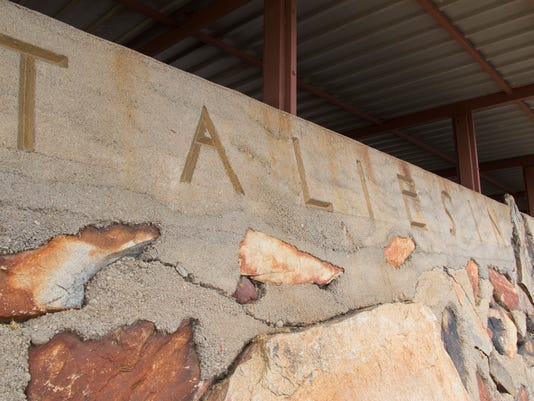 cool home taliesin shelter is first test for new architect