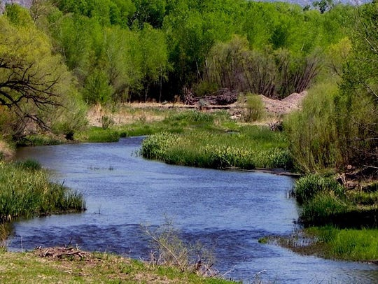 Plans for the future of the Gila River are discussed