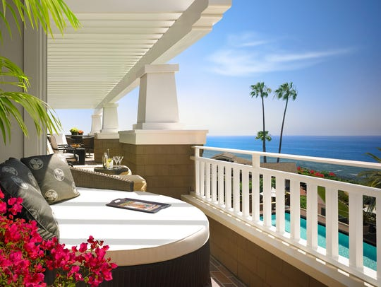 Each of the 248 rooms, suites and bungalows at the