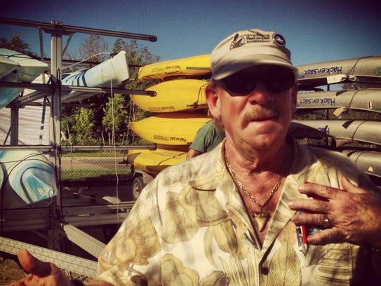 Hackensack Riverkeeper Bill Sheehan
