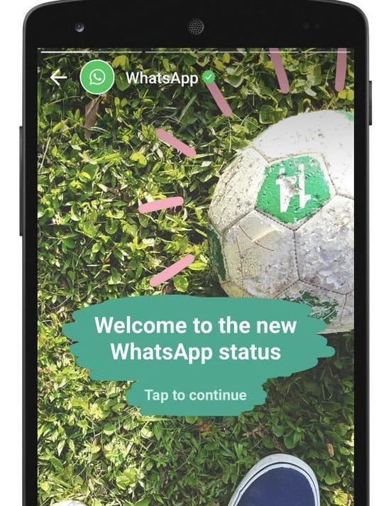 Whatsapp Unveils Snapchat Like Status