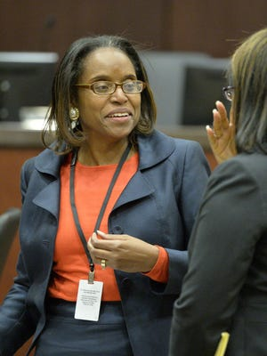Former Augusta City Administrator Janice Allen Jackson is one of four finalists for city manager in Kansas City, Mo.