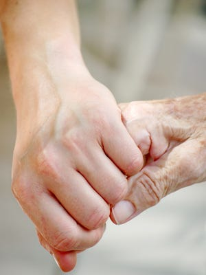 World Elder Abuse Awareness Day is in June.
