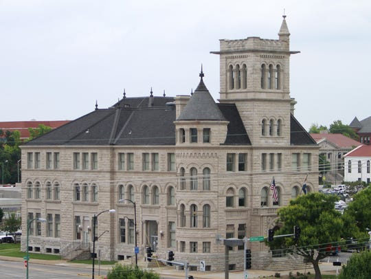 Springfield Historic City Hall located at 830 Boonville