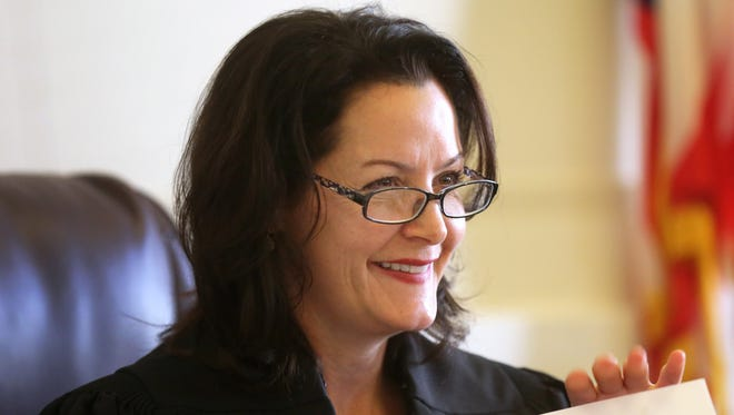 Hamilton Common Pleas Court Judge Leslie Ghiz is the newest judge chosen at random to preside over the new Ray Tensing murder case. After Judge Shanahan recused herself, the case went to Judge Tom Heekin. After he recused himself, it went to Judge Beth Myers. Now it's in the hands of Ghiz. Ray Tensing, is the former University of Cincinnati police officer charged with murder of Sam DuBose during a routine traffic stop on July 19, 2015.  Tensing's lawyer, Stew Mathews has said Tensing fired a single shot because he feared for his life.