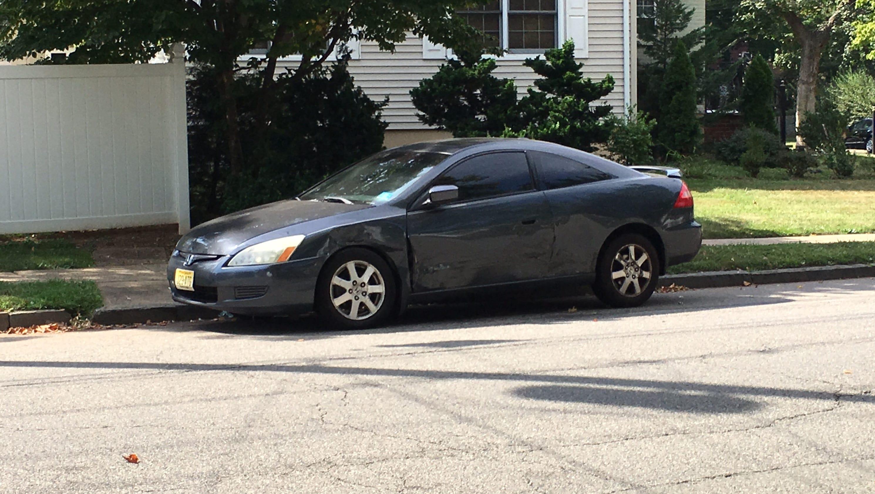 License Expired Car Crash