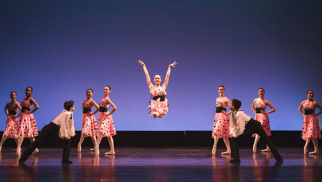 """The Vineland Regional Dance Company will present its annual Spring Dance concert, dedicated in loving memory to Martha """"Martie"""" Fay Godown, at 2 p.m. March 12 in the Frank Guaracini, Jr. Fine and Performing Arts Center at Cumberland County College at Sherman Avenue and College Drive in Vineland."""