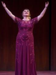 National Council Grand Finals Concert winner Jessica