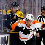 3 things to watch in Game 45: Flyers at Bruins