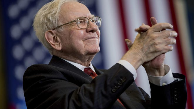 Berkshire Hathaway Chairman and CEO Warren Buffett, shown in this 2016 file photo in Omaha, Neb., has long argued that hedge funds are a bad bet.
