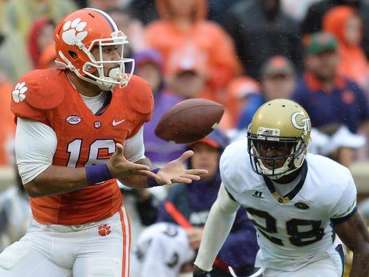 football, 2015, clemson, georgia tech