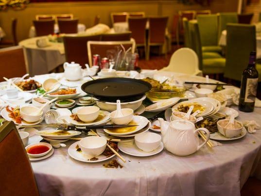 Restaurant New York Thanksgiving