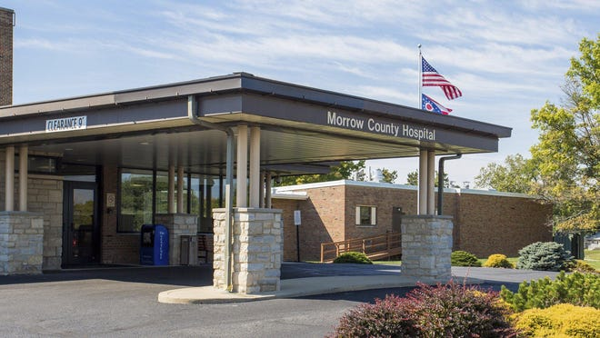 Morrow County Hospital,  651 West Marion Road.