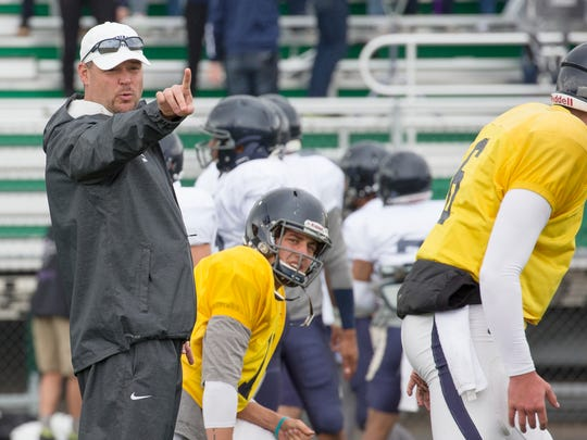 Tim Cramsey is in charge of returning the Wolf Pack offense to its former glory.