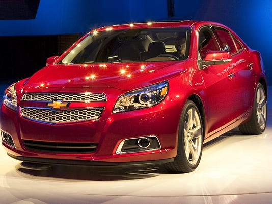 New Chevy Malibu Delivers Estimated 38 MPG Highway