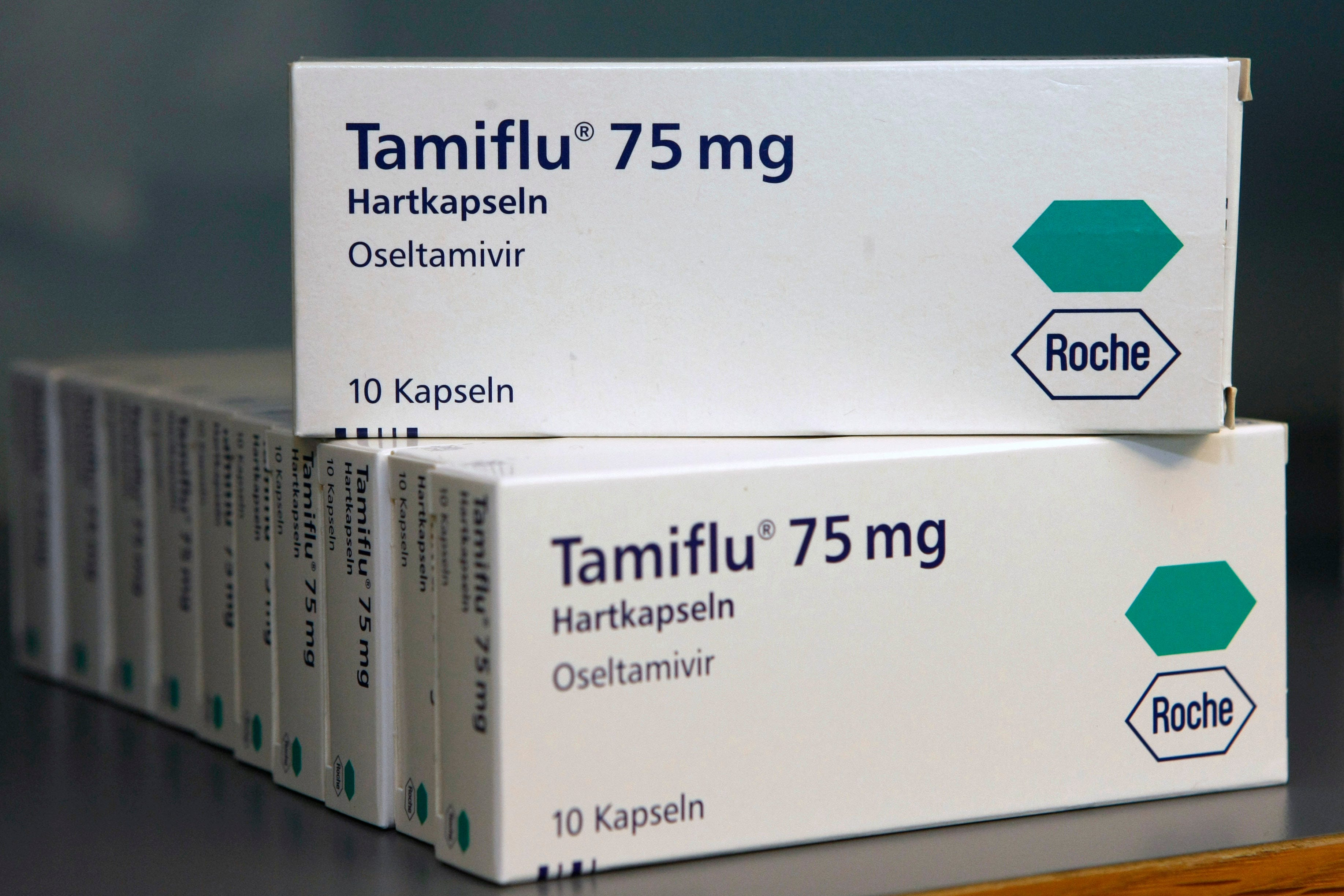 The Anti-Flu Drug That May Not Work advise