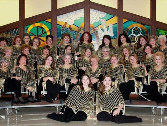 Christmas 2013, Piney Hills Harmony Chorus.jpg